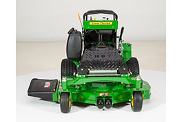 648M QuikTrak stand-on commercial mowers