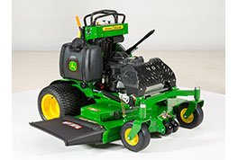 652M QuikTrak stand-on commercial mowers
