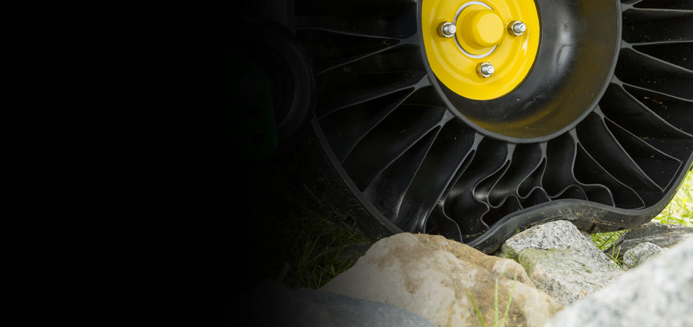 Follow the link to learn more about the X TWEEL TURF